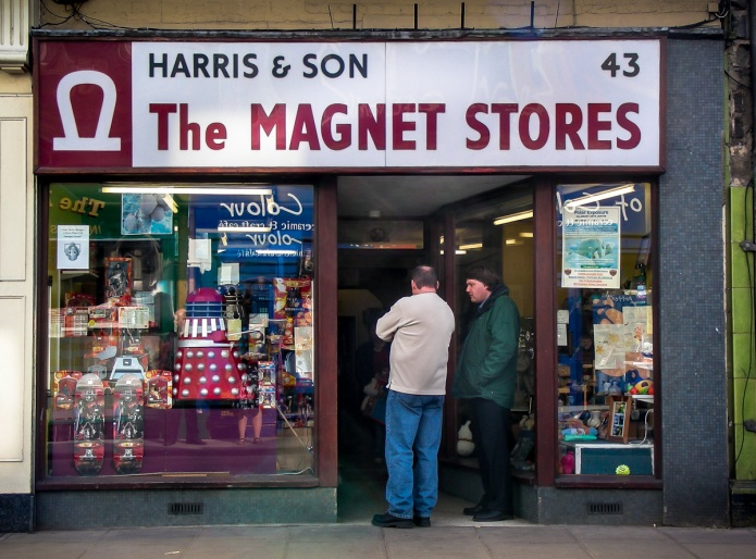Harris & Son The Magnet Stores
