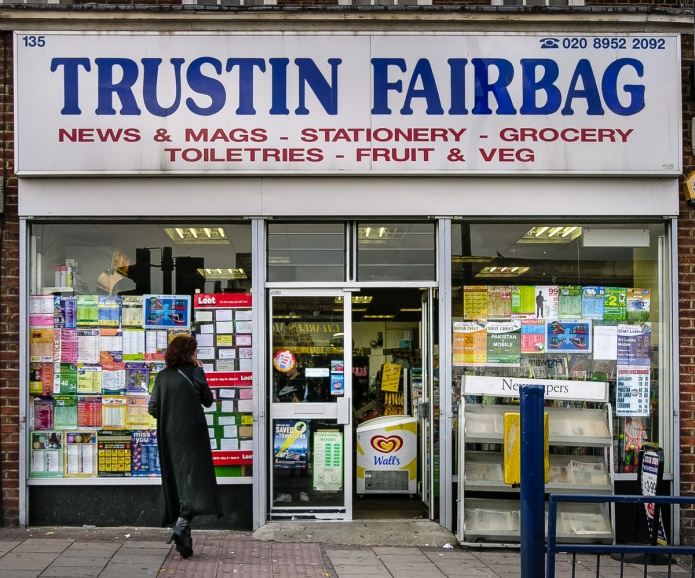 Trustin Fairbag