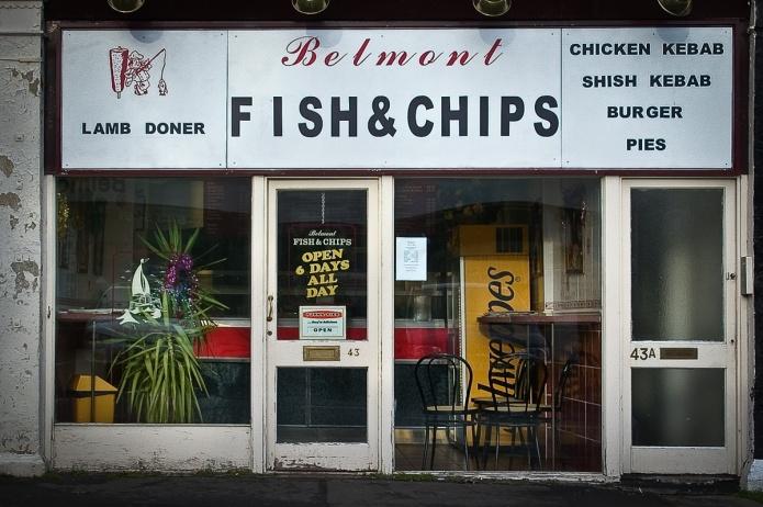 Belmont Fish & Chips