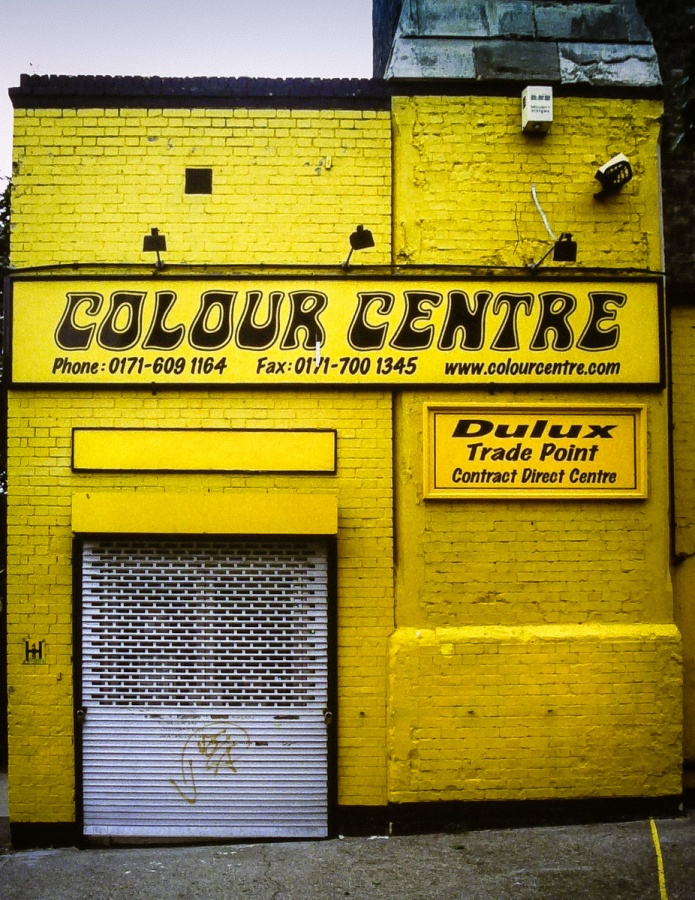 Colour Centre
