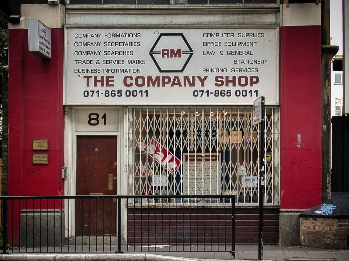 The Company Shop
