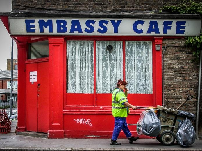 Embassy Cafe