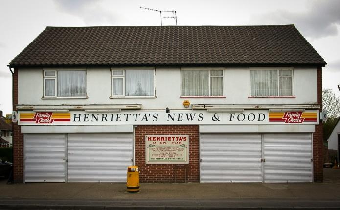 Henrietta's News & Food