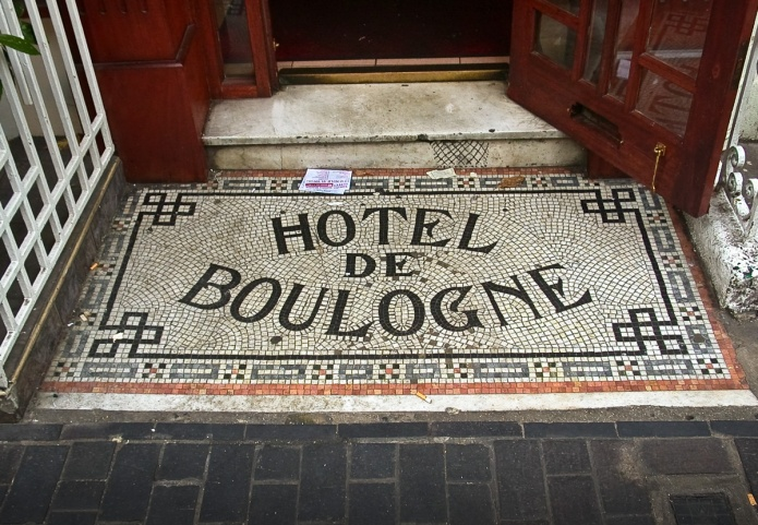 Hotel de Boulogne (London Chinatown)