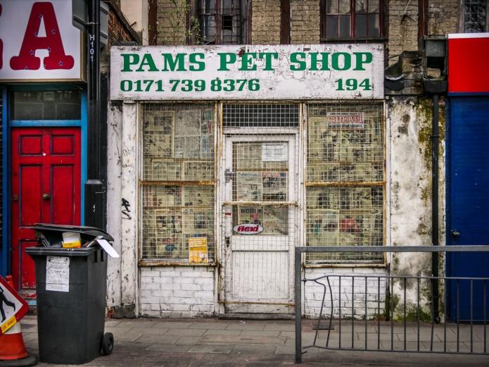 Pams Pet Shop