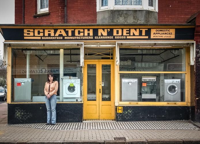 Scratch n' Dent