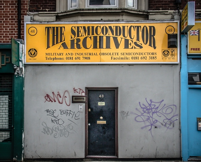 The Semiconductor Archives