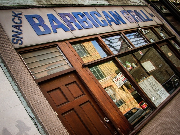 Barbican Grill