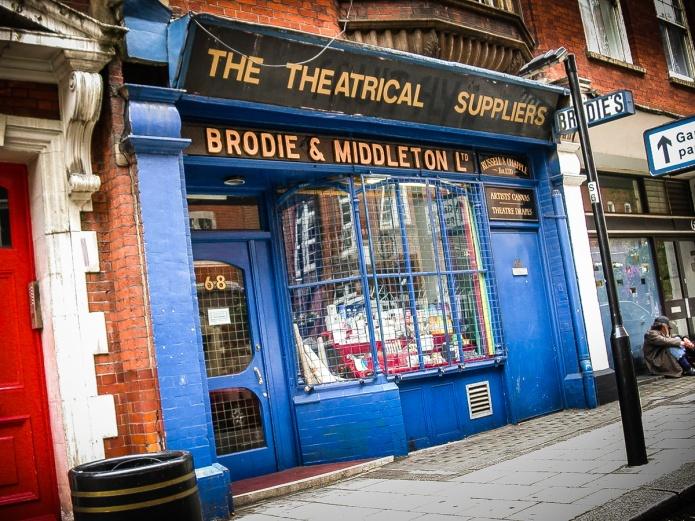 Brodie & Middleton Ltd., Russell & Chapple Ltd.