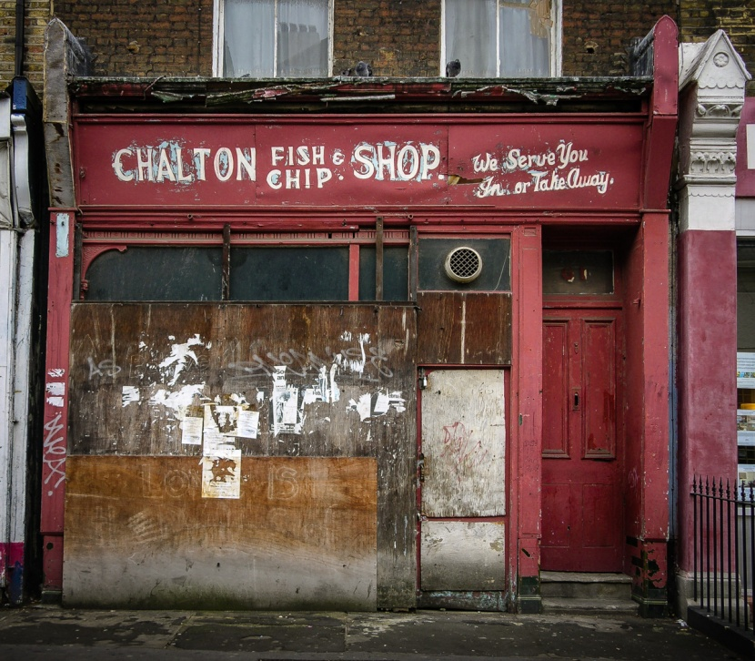 Chalton Fish & Chip Shop