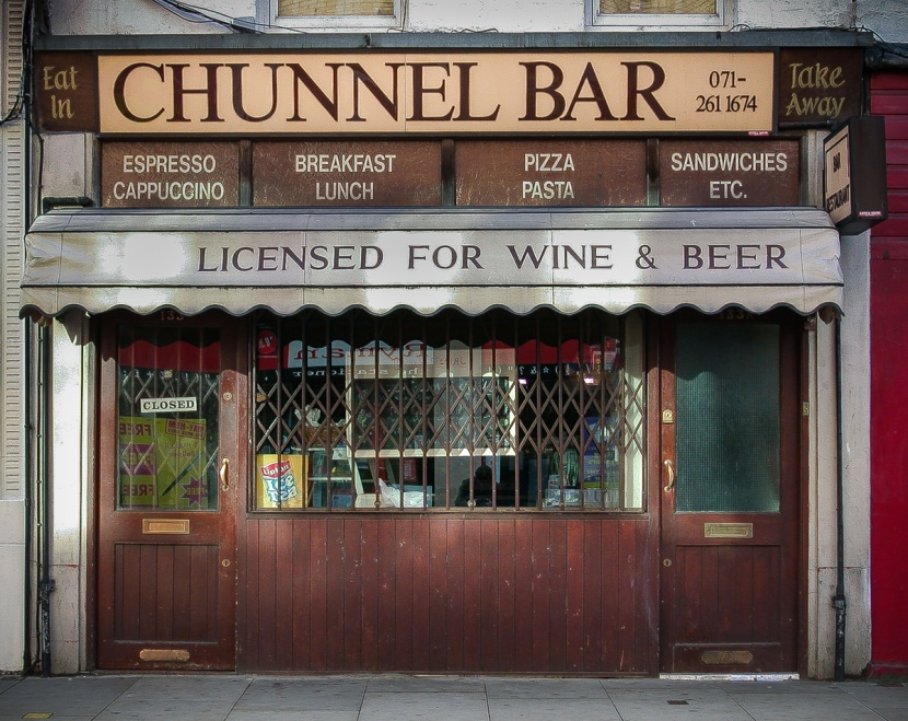 Chunnel Bar