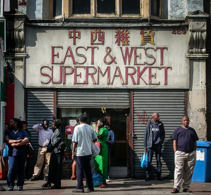 East & West Supermarket