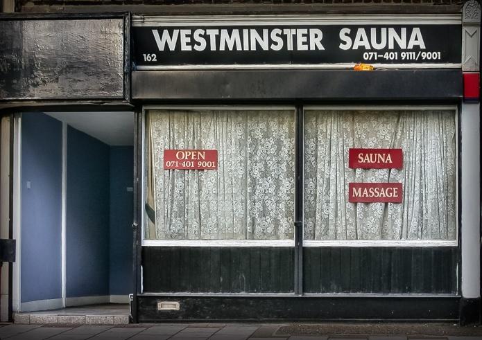Westminster Sauna