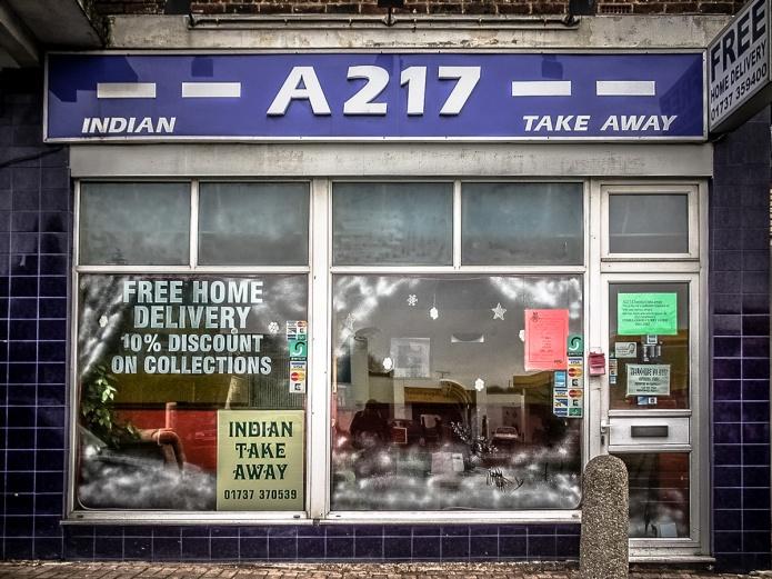 A217 Indian Take Away