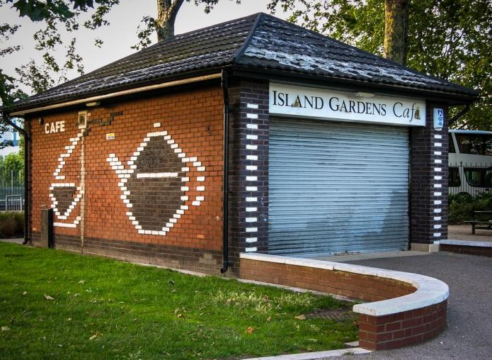 Island Gardens Cafe
