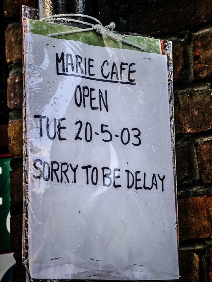 Maries Cafe