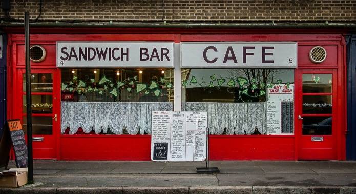 Sandwich Bar Cafe