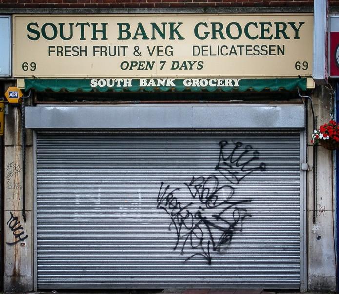 South Bank Grocery (A & E Scott)
