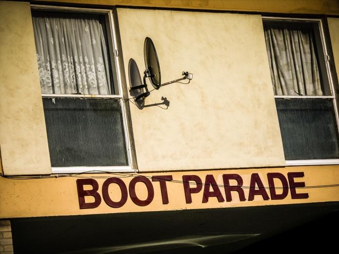Boot Parade