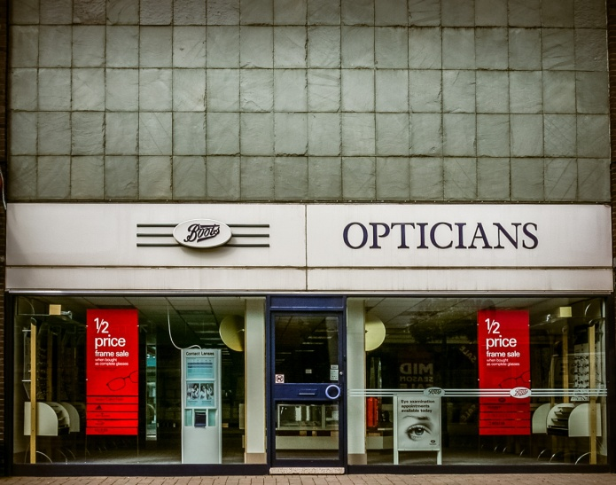 Boots Opticians (Horsham)