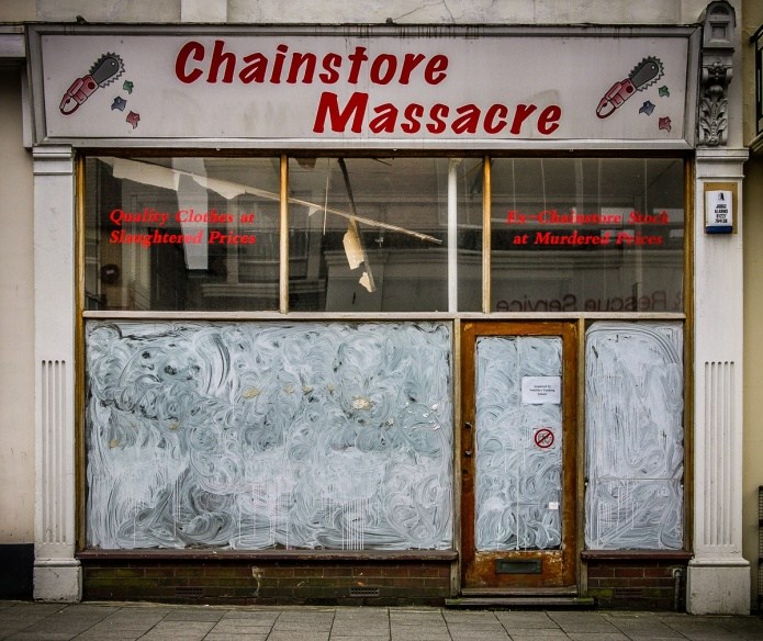 Chainstore Massacre