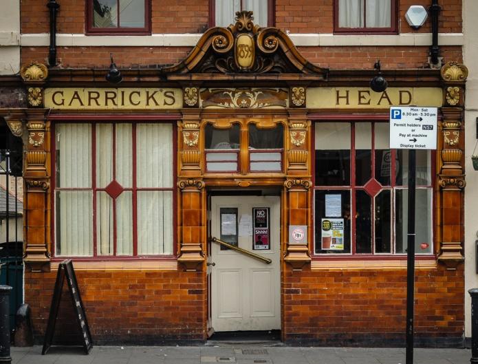 Garrick's Head