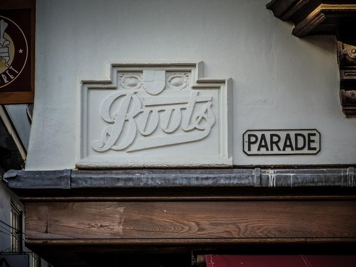 Boots (Pret A Manger)