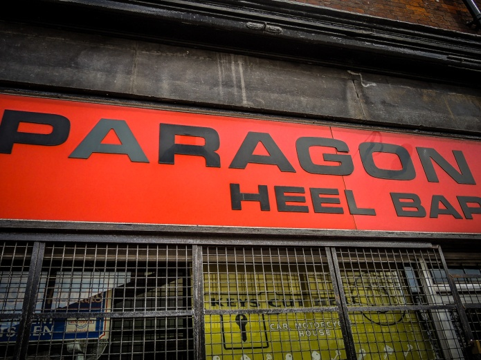 Paragon Heel Bar