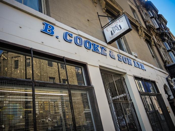 B. Cooke & Son Ltd.