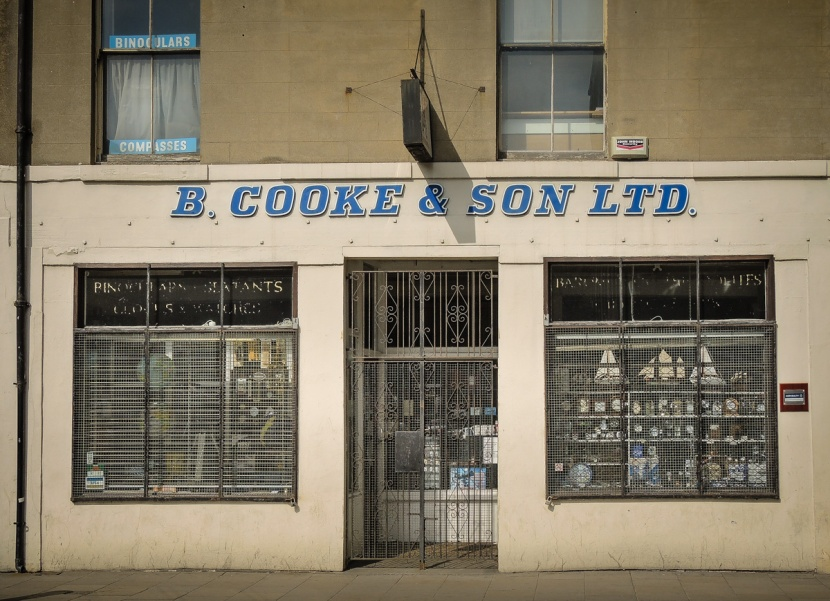 B. Cooke & Son Ltd.