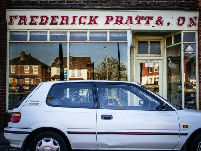 Frederick Pratt & Son