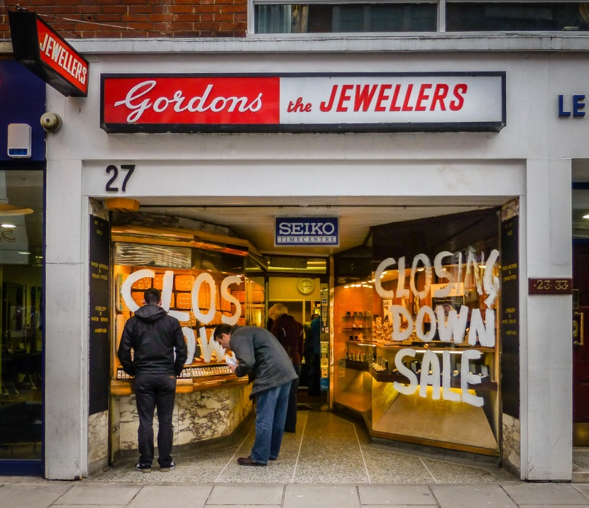 Gordons the Jewellers