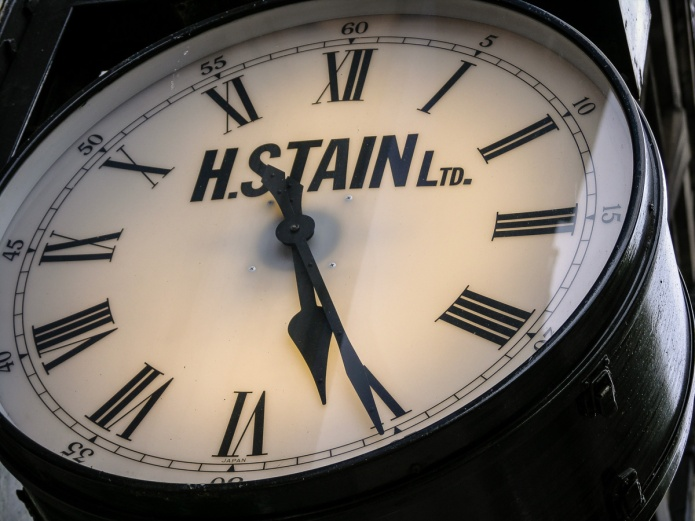 H. Stain