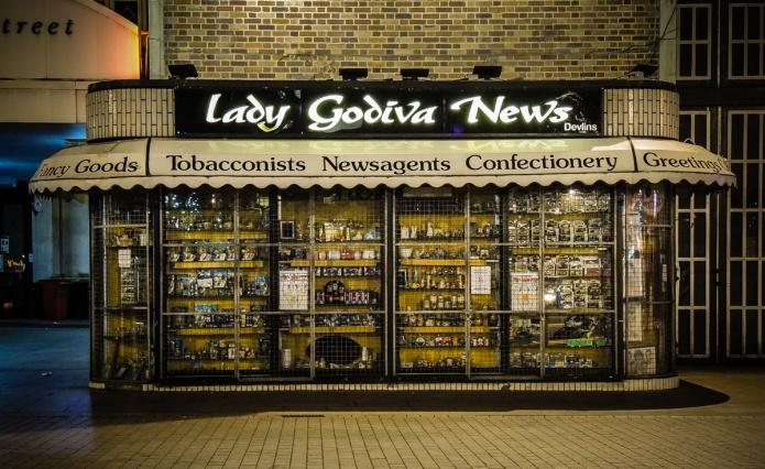 Lady Godiva News Devlins