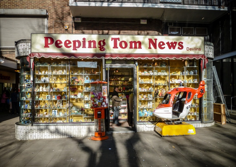 Peeping Tom News Devlins
