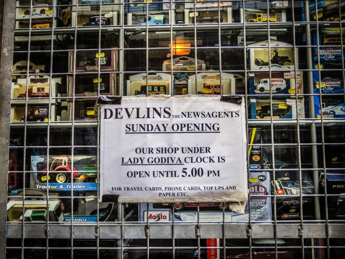 Peeping Tom News Devlins