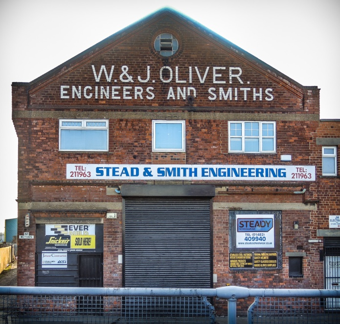 W. & J. Oliver. (Stead & Smith Engineering)