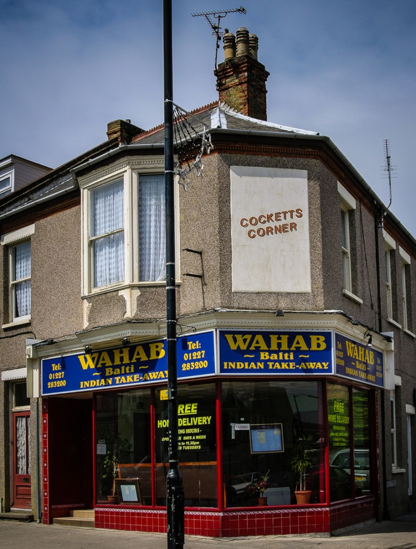 Cocketts Corner (Wahab Balti)