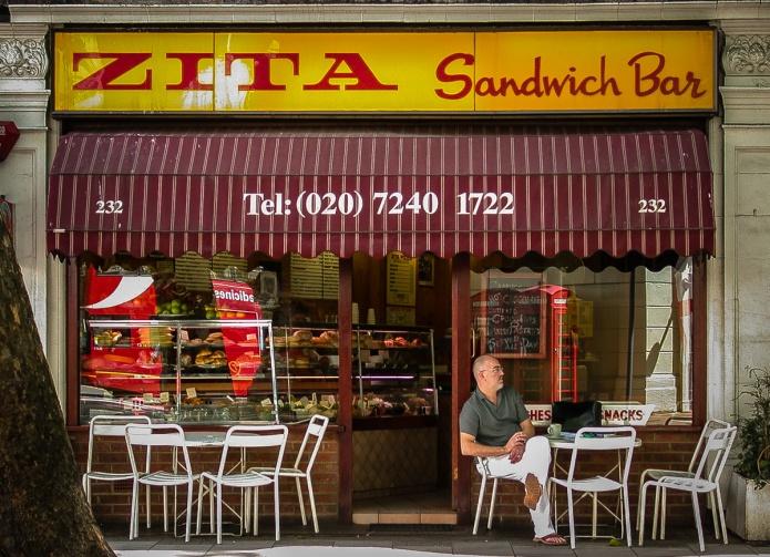 Zita Sandwich Bar