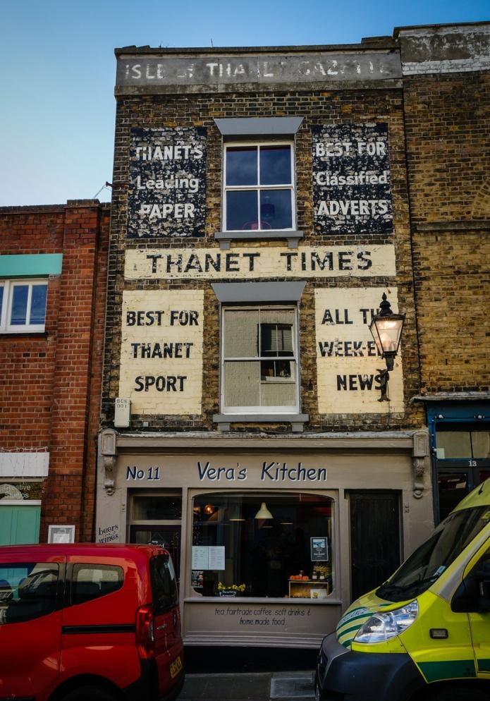 Thanet Times, Vera's Kitchen
