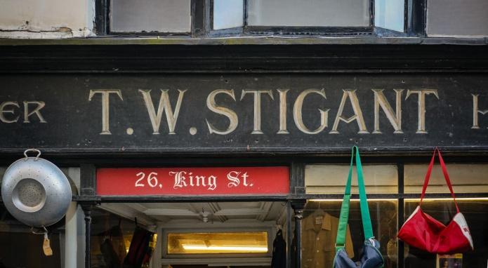 T.W. Stigant