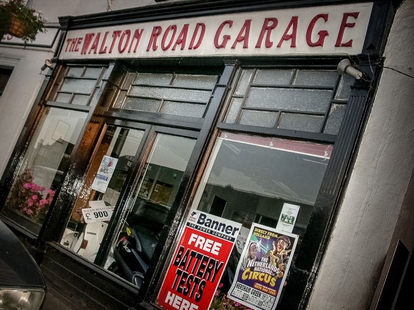 The Walton Road Garage