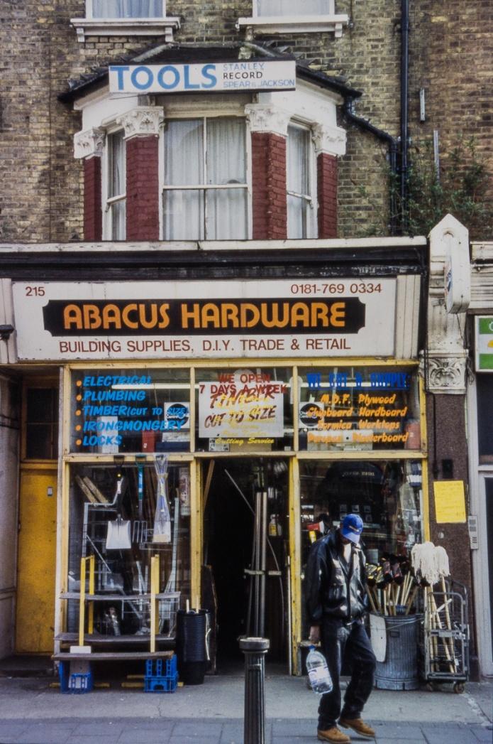 Abacus Hardware