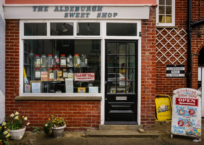 The Aldeburgh Sweet Shop
