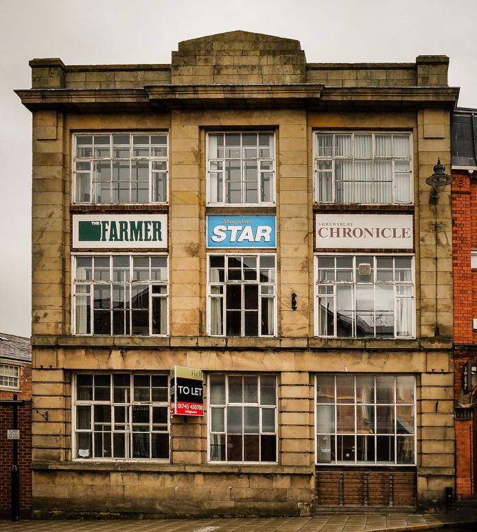 Shrewsbury Chronicle Shropshire Star