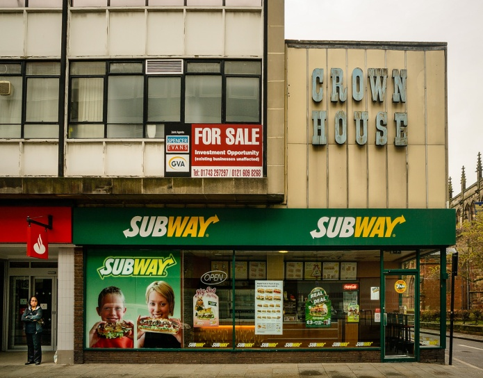 Crown House (Subway)