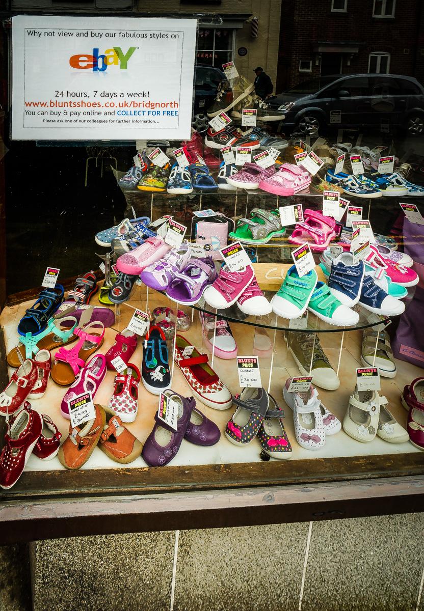 Bridgnorth Shoe Shop