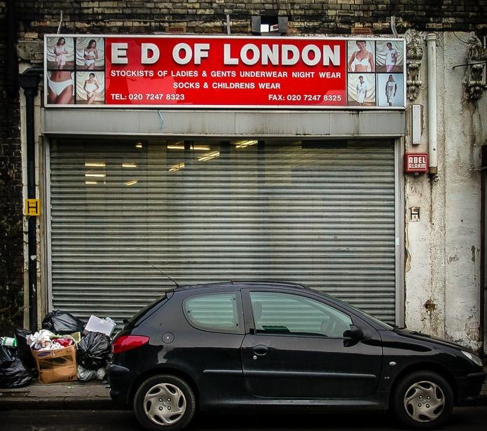 E D of London