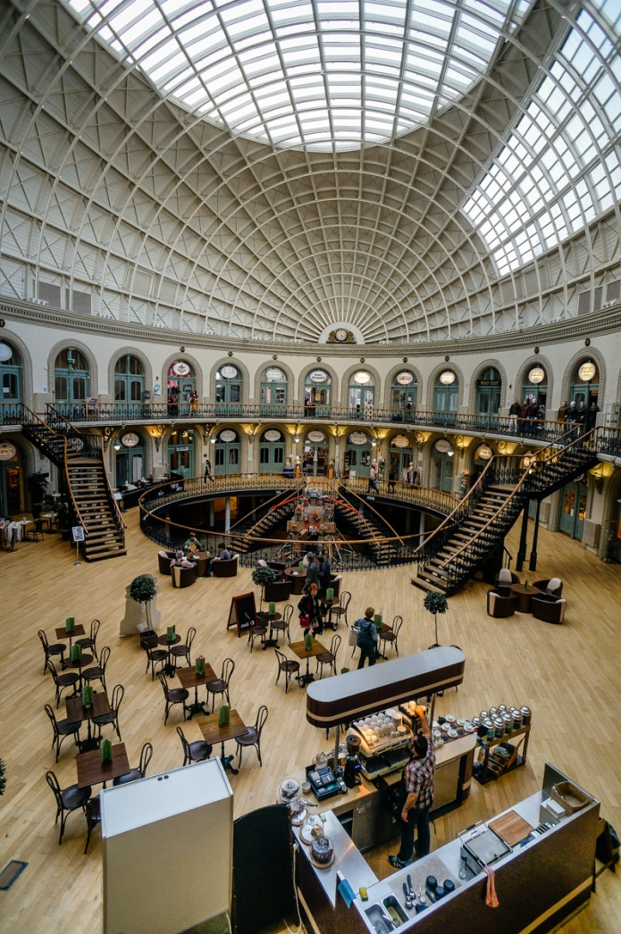 Jeeves & Jericho, Corn Exchange