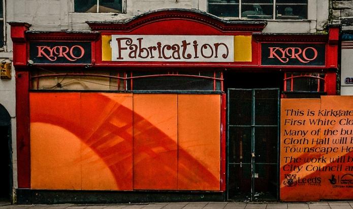 Kyro Fabrication